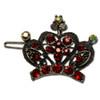 Wholesale princess tiara hair clips