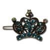 Cheap princess tiara hair clips