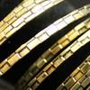 Snake bangle bracelets