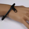 Discount zipper bracelets