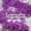 Lavender boas