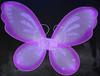 Lavender fairy wings