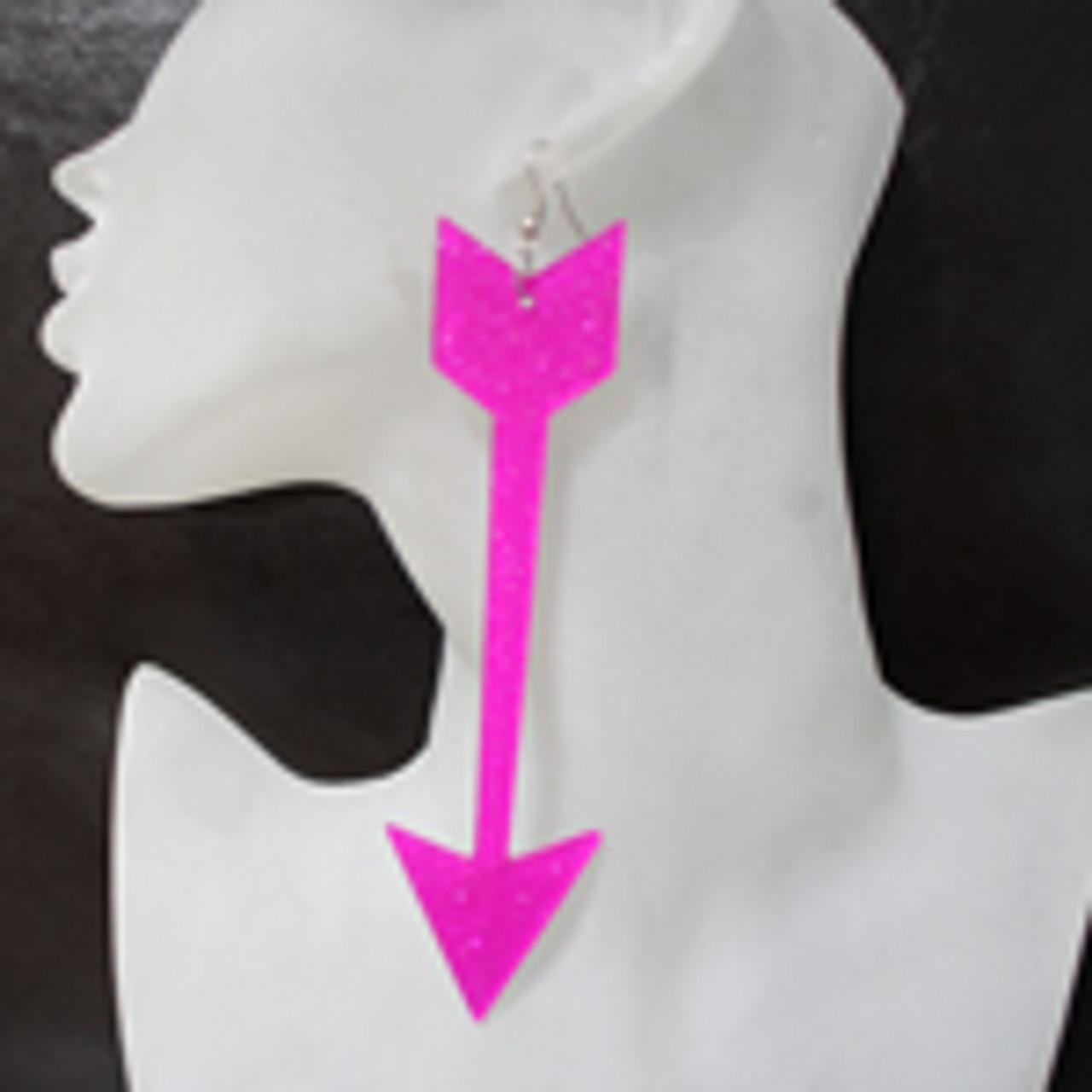 Wholesale arrow earrings