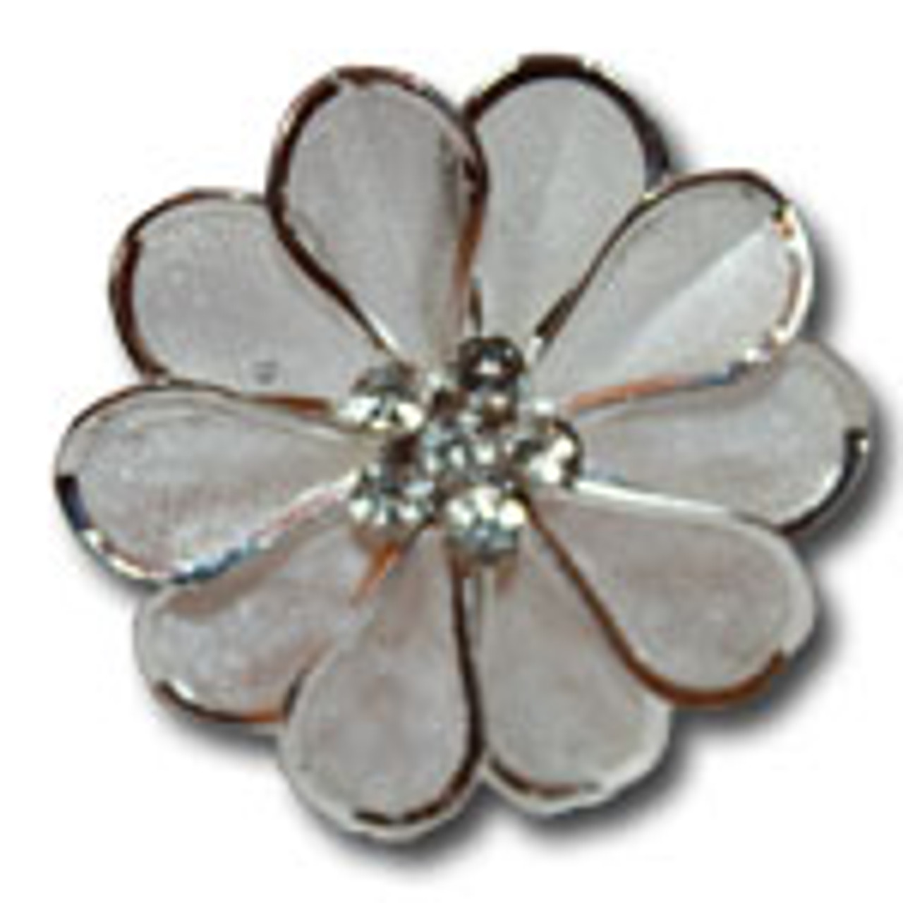 Cheap daisy hair pin