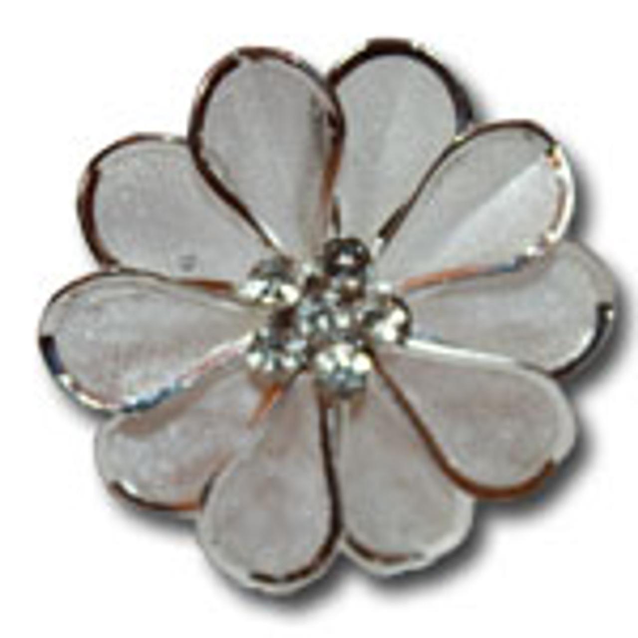 Cheap daisy hair pin