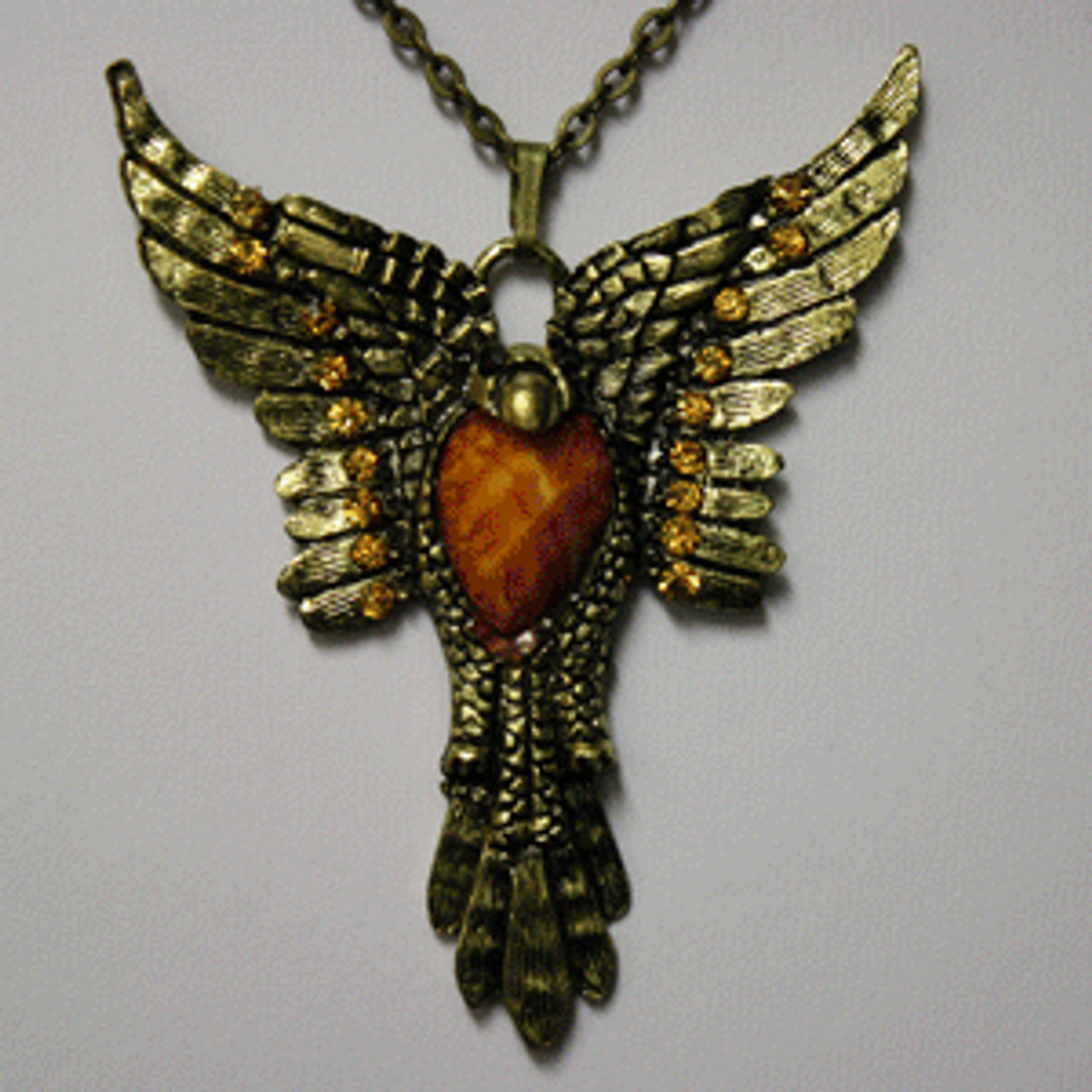Eagle necklaces