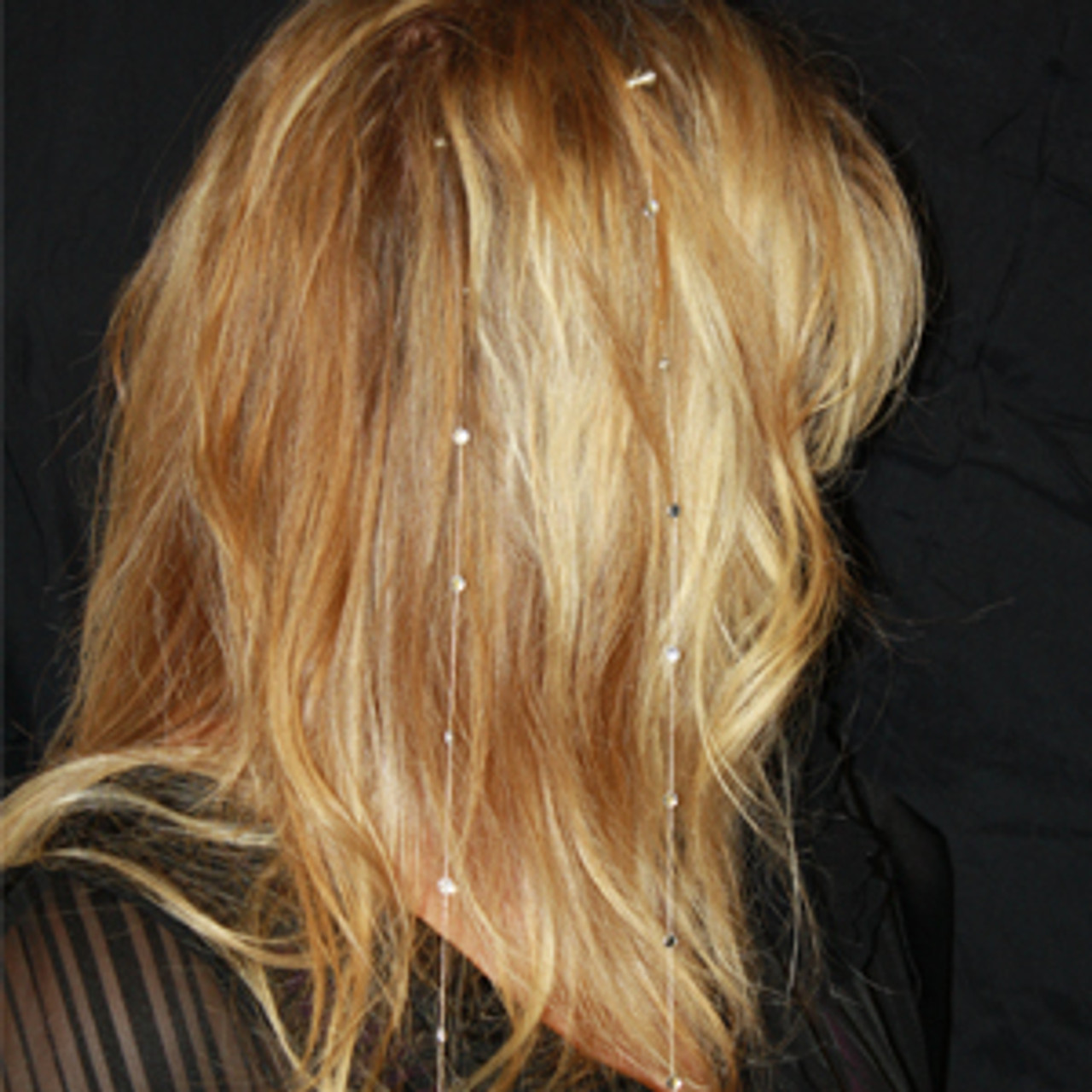 Hair gems strand