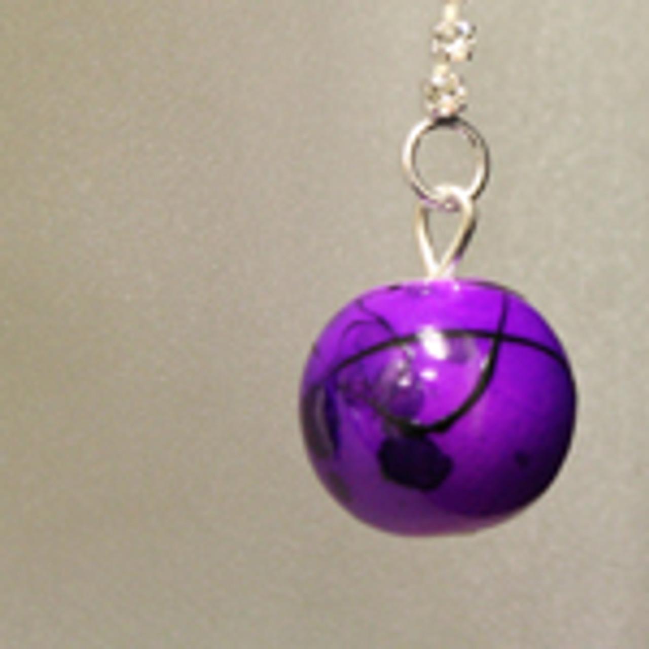 Wholesale marble earrings
