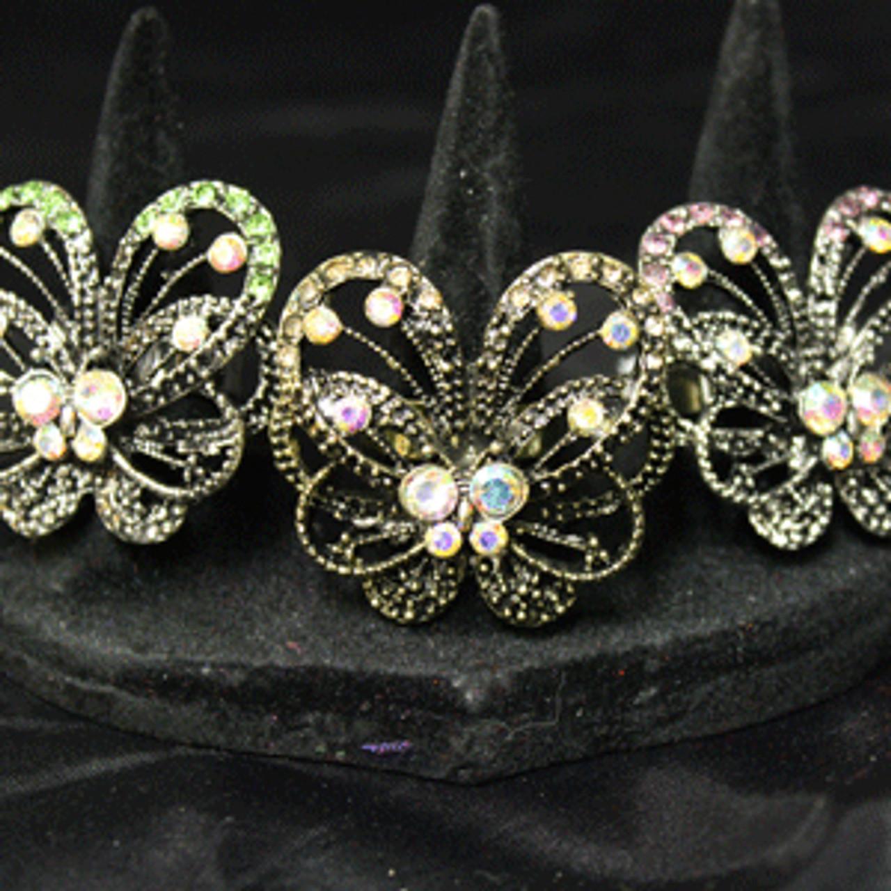 Cheap butterfly rings