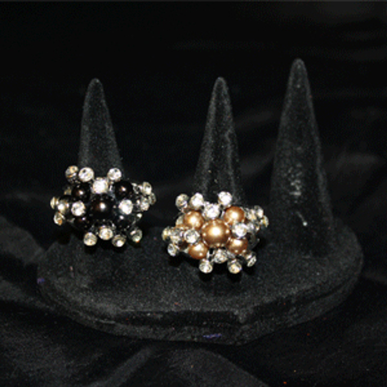 Girls cocktail rings