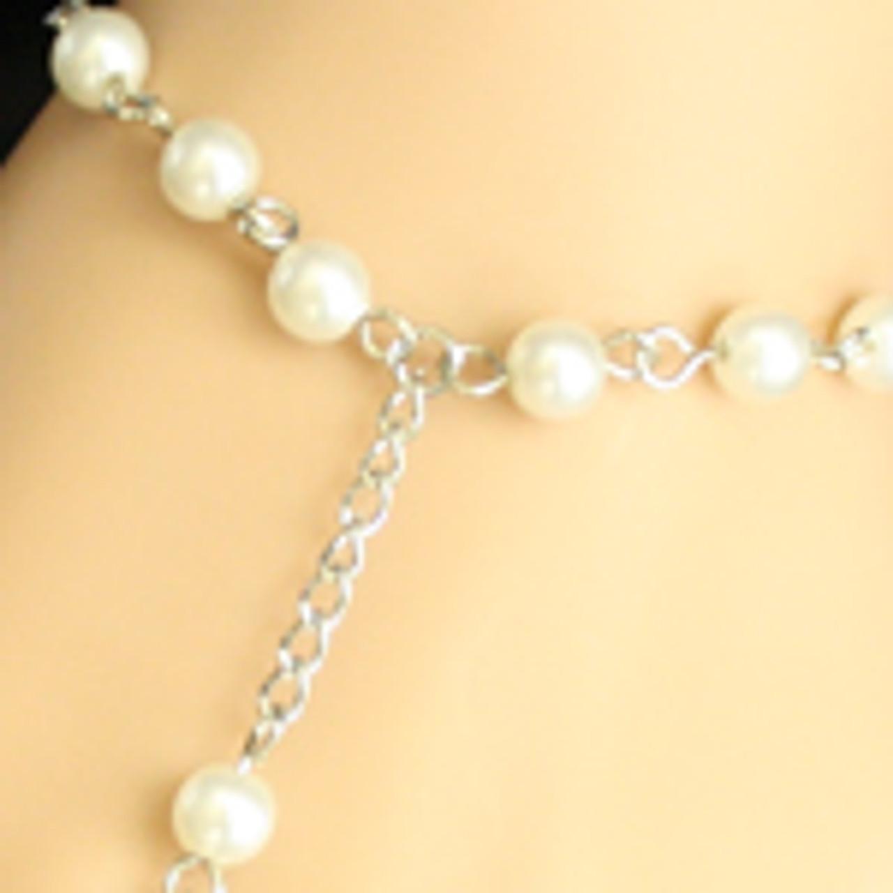Pearl slave bracelet