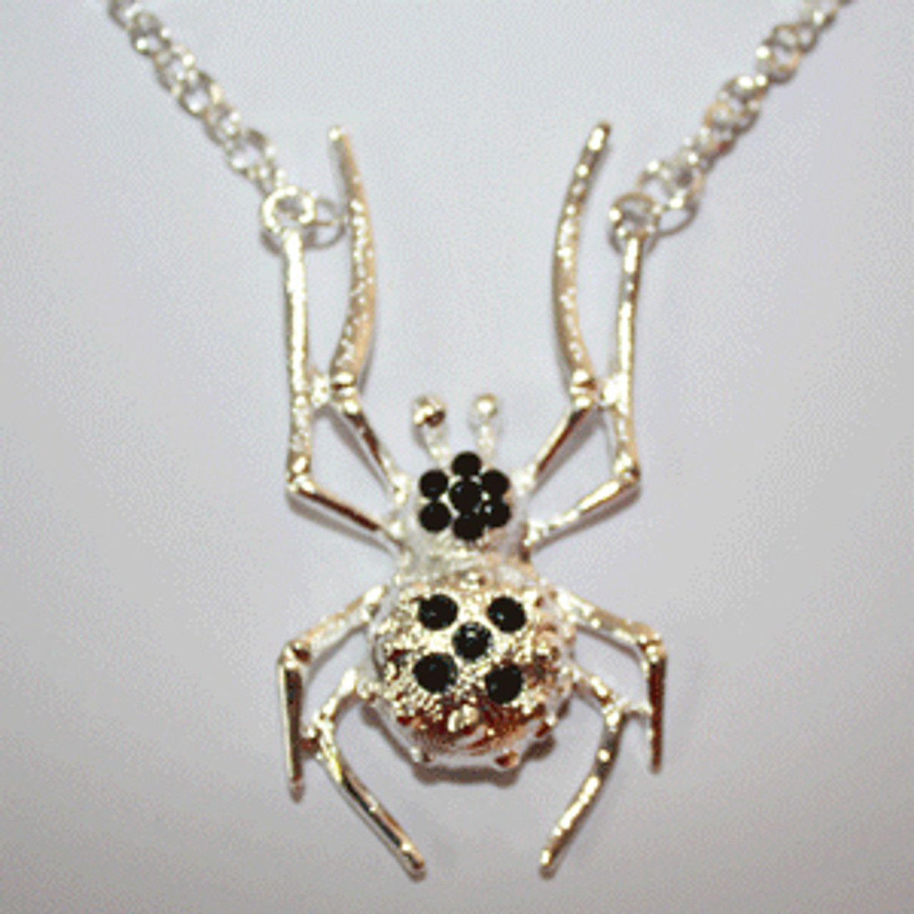 Wholesale spider necklace