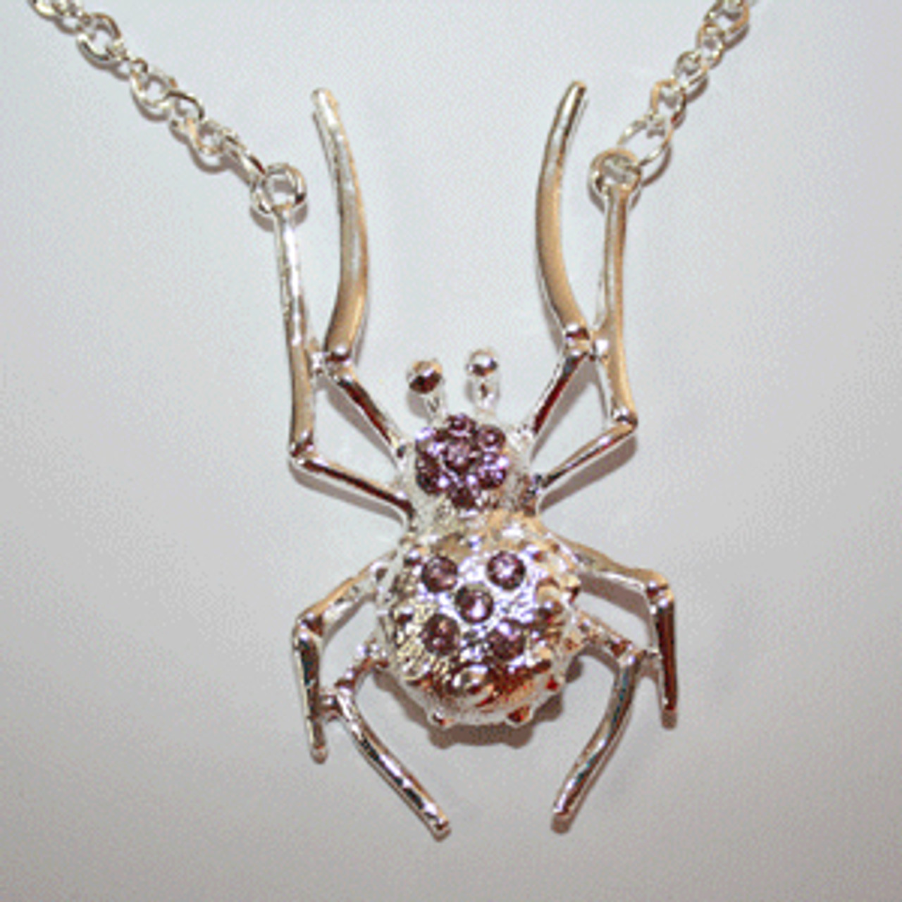 Spider necklace for dress up