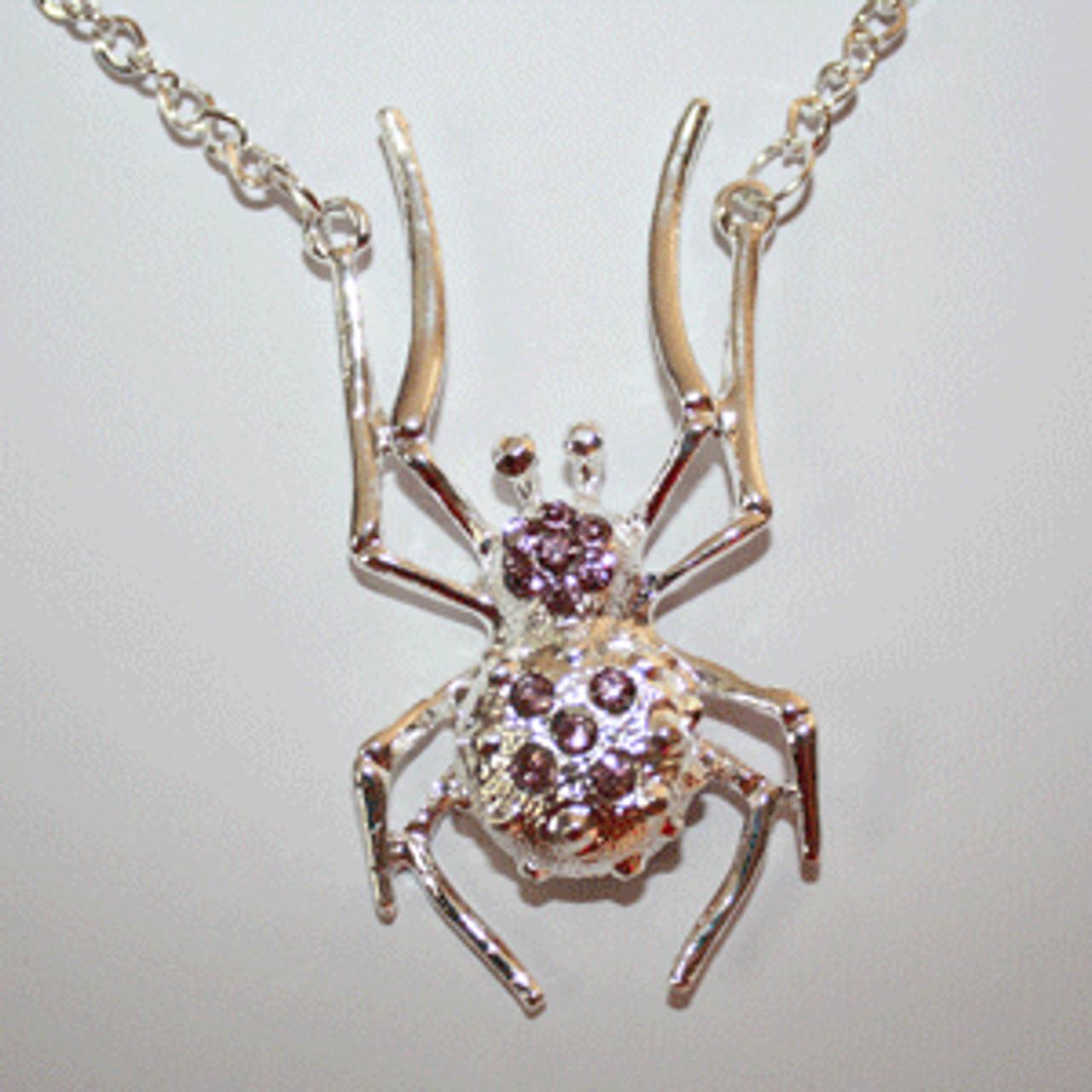 Spider necklace for dress up