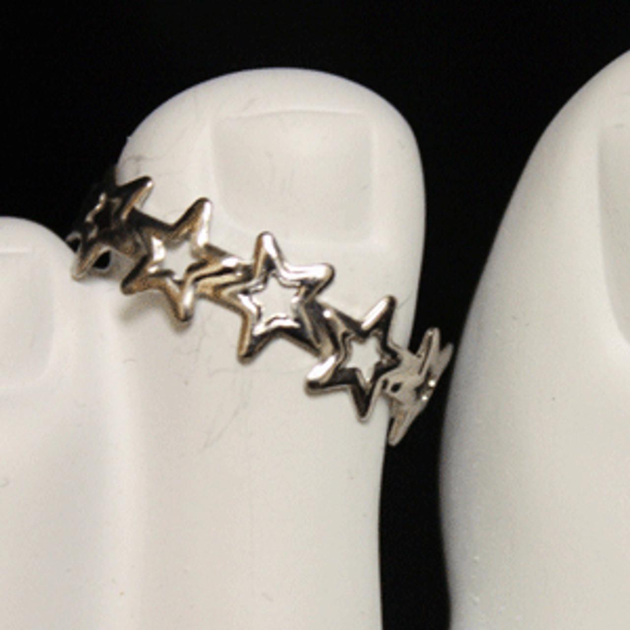Star toe ring