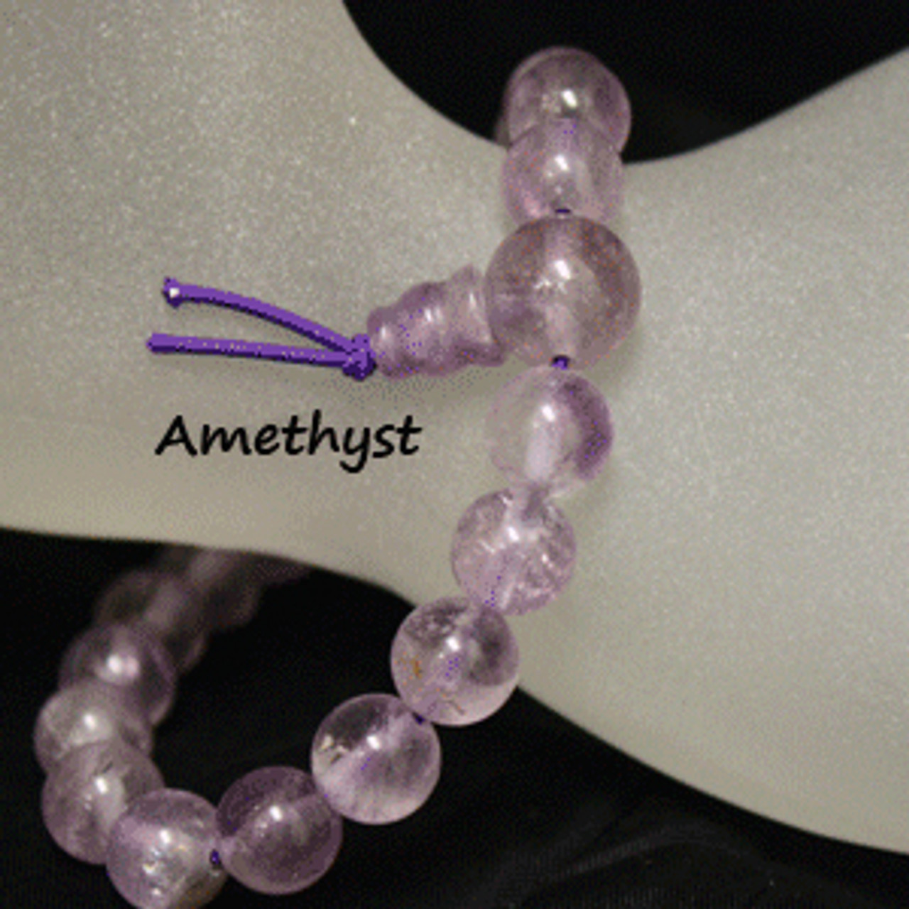 Amethyst stone bracelets