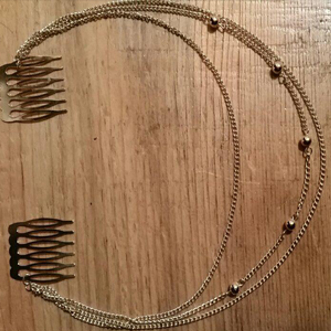 Comb head chains