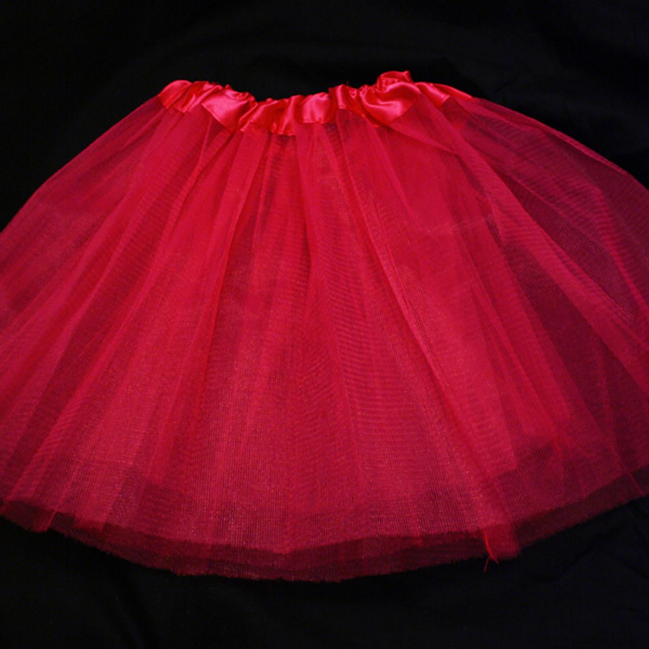 Hot pink tutus