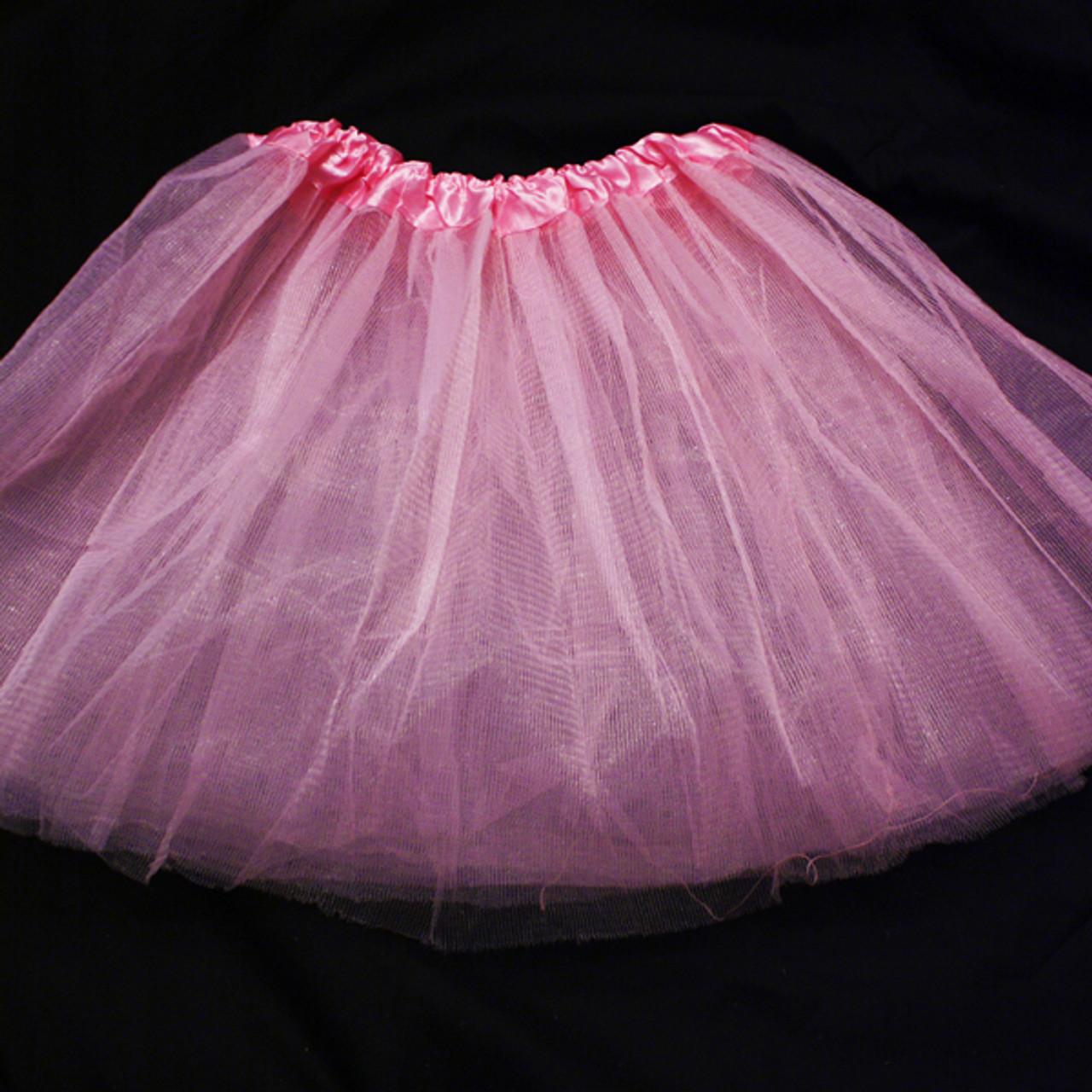 Light pink tutus