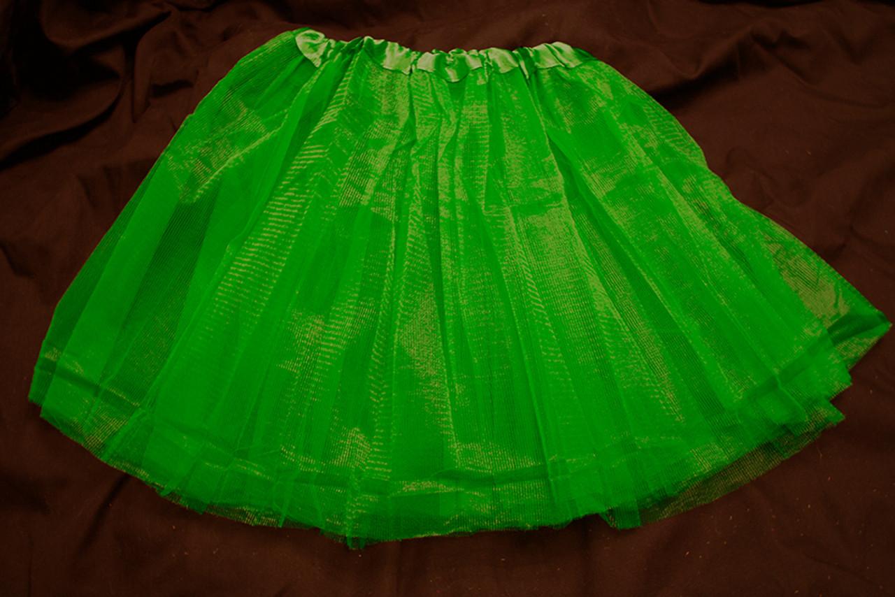 Green tutus