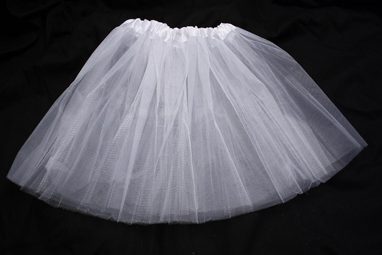 White tutus