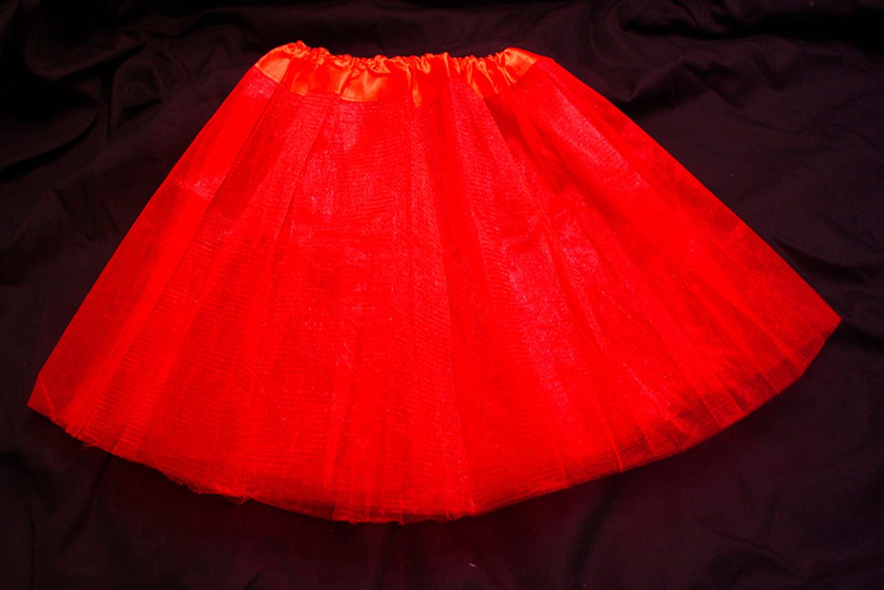 Red tutus