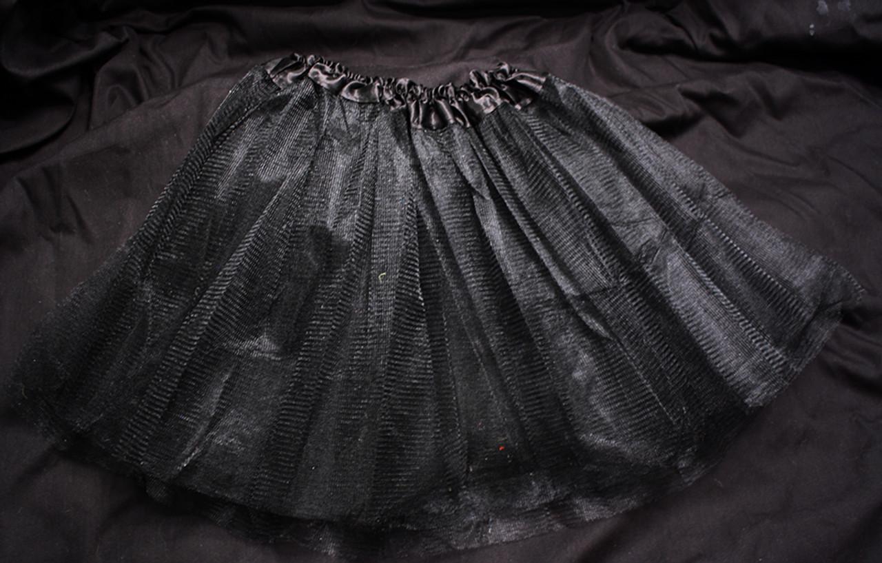 Black tutus