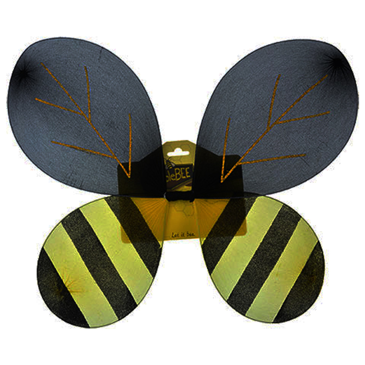 Bumble bee wings