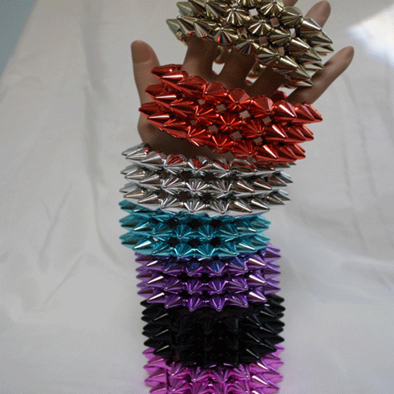 Wholesale spiked bracelets