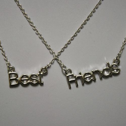 BFF Best friends necklace