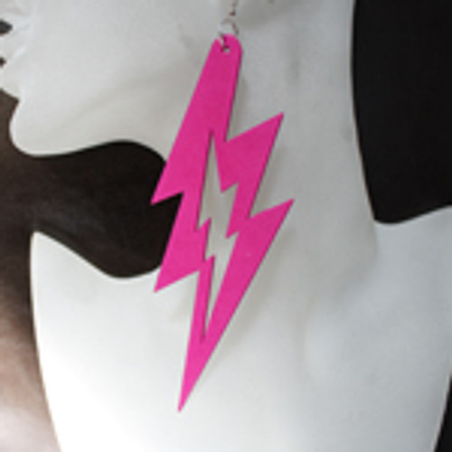 Wholesale lightning bolt earrings