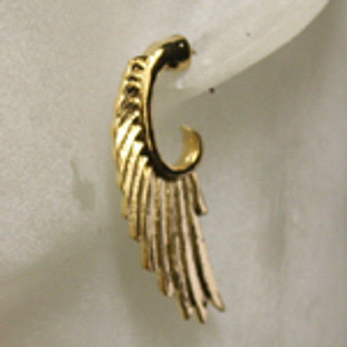 Cheap Pegasus wing earring