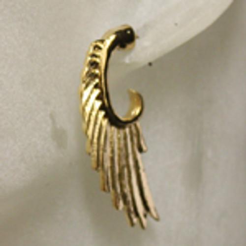 Cheap Pegasus wing earring