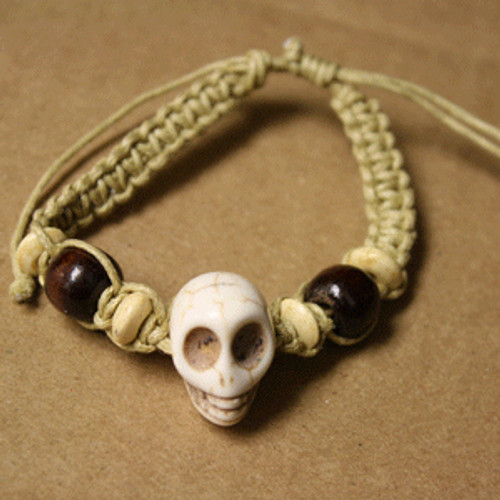 Cheap skull bracelets
