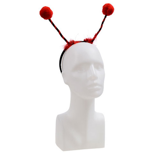 Lady bug antennae headband tiaras