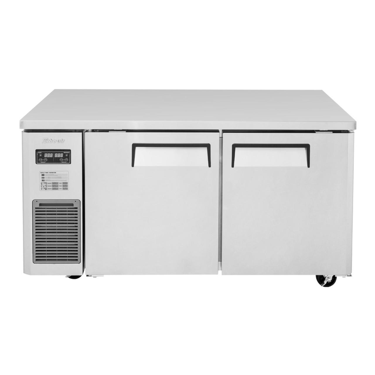 72 in Dual Temp Undercounter Refrigerator Turbo Air JURF-72-N