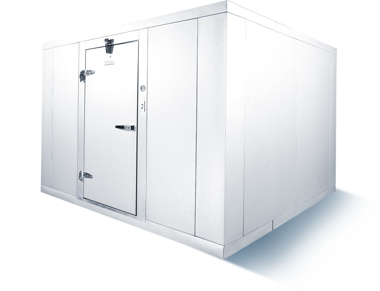 Mr Winter 10x10cnf R Outdoor Walk In Cooler Without Floor 10 X 10 Remote Refrigeration Outdoor Win Depot