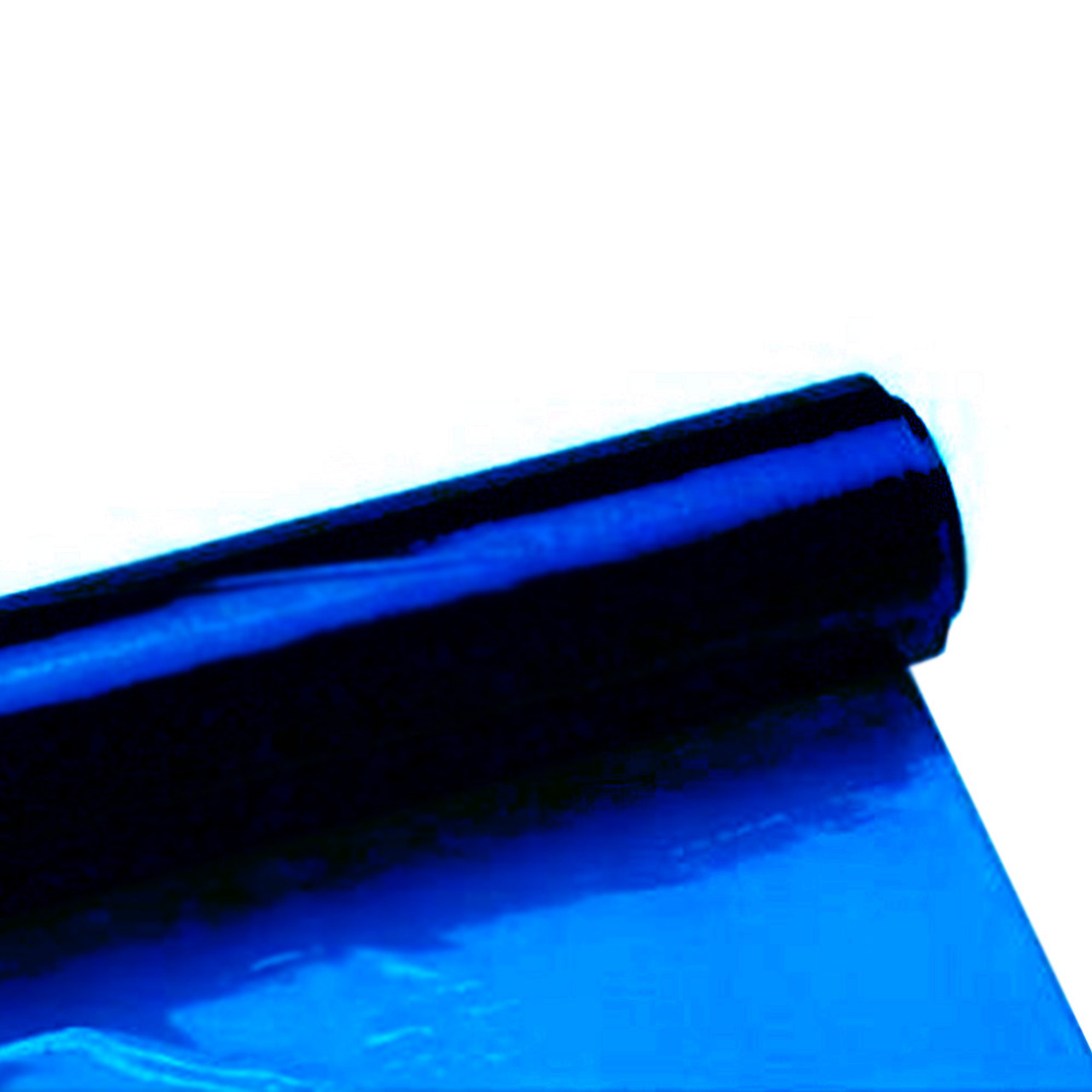 Cellophane Wrap//Roll Blue 40 X 100 Foot