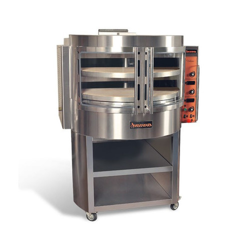 Sierra VOLARE Rotary Deck Gas Pizza Oven