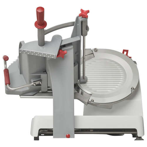 Berkel X13A-PLUS Automatic Gravity Feed Slicer with Gauge Plate Interlock, 3 Stroke Lengths and 3 Stroke Speeds