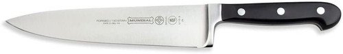 """Mundial BP5110-8 Chef's Knife, 8"""", fully forged high carbon/no stain blade"""