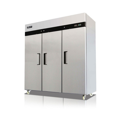Migali C-3F 3 Door Reach-In Freezer