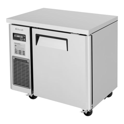 Turbo Air JUR-36S-N6 J Series 1 Solid Door Undercounter Refrigerator