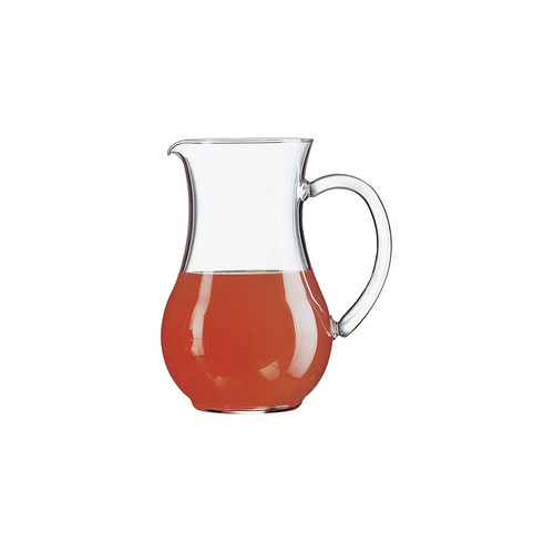CARDINAL 55239 (IND) Pitcher, 44 oz., with Pour Lip, Glass