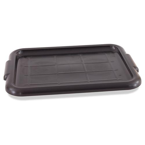 "Crestware BTLIDBK Bus Tub Lid, 20-1/2""x15-1/2"", Black, Plastic"