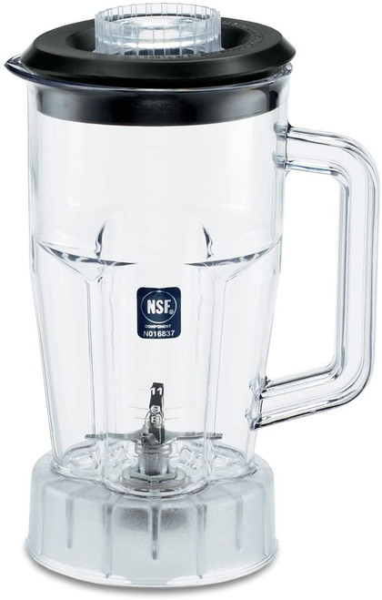 Waring CAC21 Blender Container, 48 oz, Poly, For MMB142