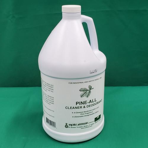 EPIC BT015004 Breakthru Pine All Purpose Cleaner/Deodorant, 1 Gallon
