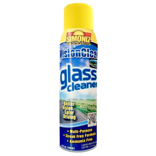 EPIC S3321012 Sparkleen, Glass Cleaner, 20 oz, Non-Ammoniated