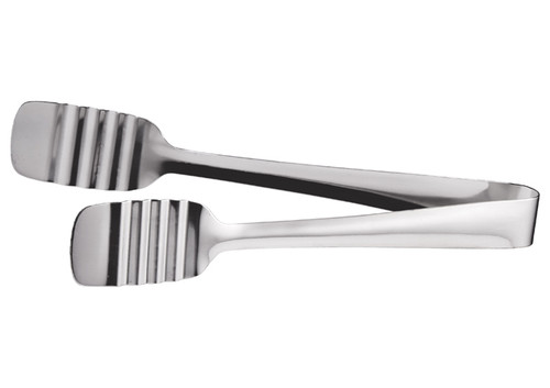 """Winco PT-875 Pastry/Meat Tong, 8-1/2"""", Stainless Steel"""