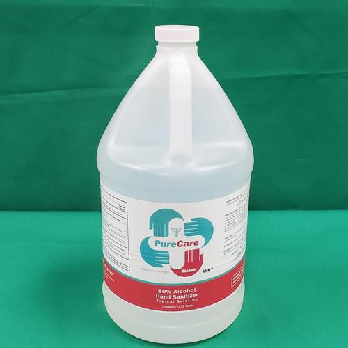 California Scents Instant Liquid Hand Sanitizer, Mint Scent, 1 Gallon